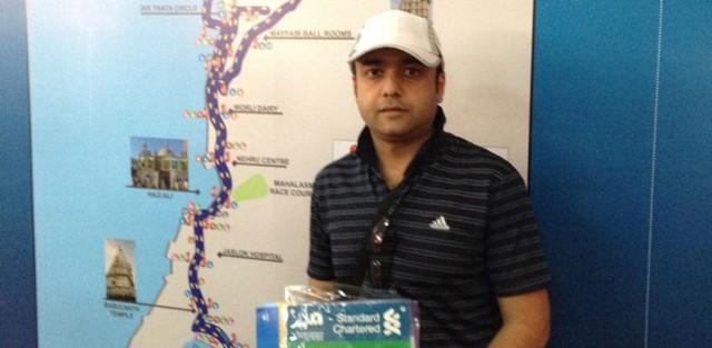 Sidharth Ghosh cancer survivor
