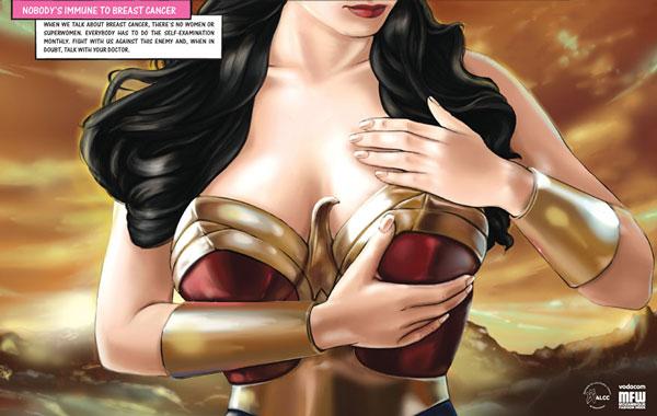 DDB maputo Breast cancer Awareness ad