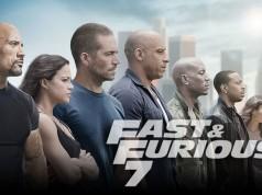 Fast & Furious 7 Damaged cars