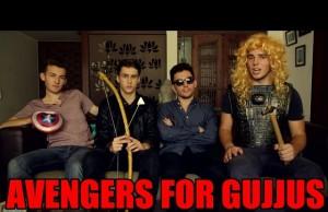 Avengers for Gujjus