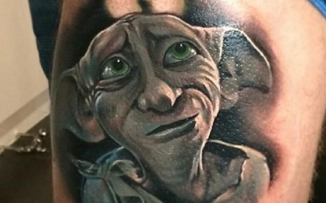 Muggle - Harry Potter Tattoos