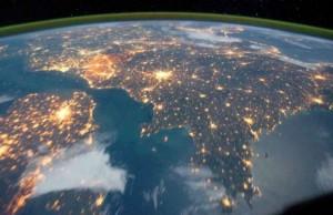 NASA Astronaut Tweets Stunning India Images
