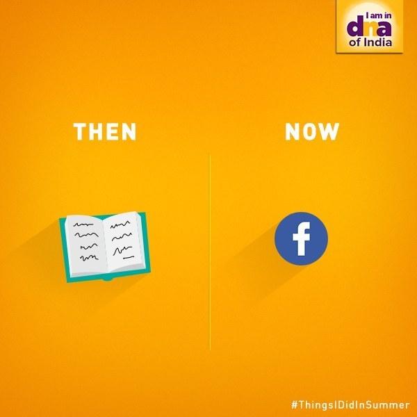slambook vs facebook