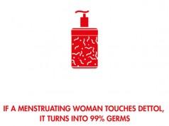 The Minimalist Menstruational Atyachar
