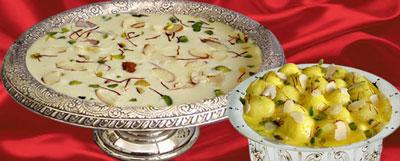 basundi gujarati sweet dish