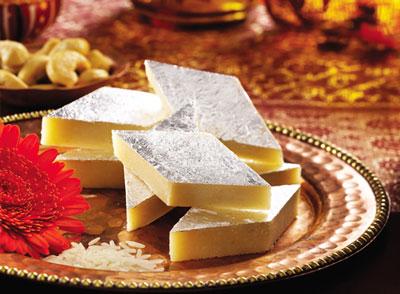 Kaju Katri gujarati sweets