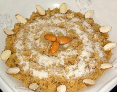 Kansar Gujarati Desserts