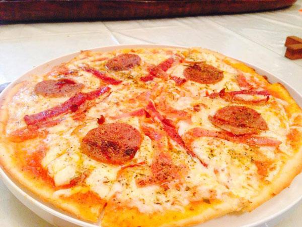 Fozzie's Margarita Pizza