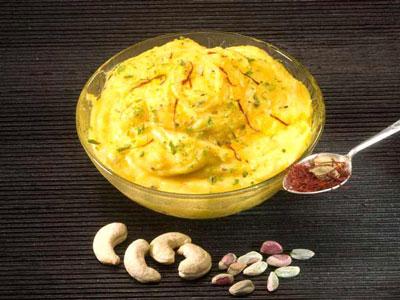 Shrikhand Gujarati Desserts