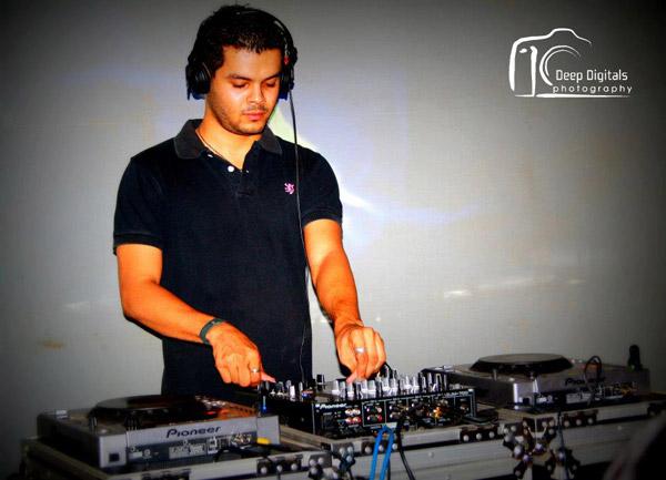 DJ Vishal Soni Ahmedabad Live