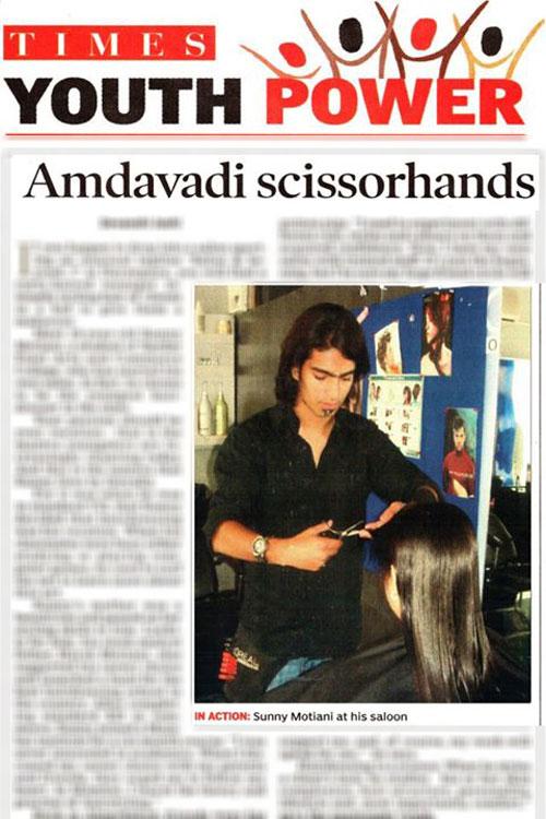 Sunny Motiani media coverage