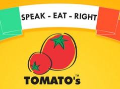Tomato's Restaurant Mispronounced Food Words