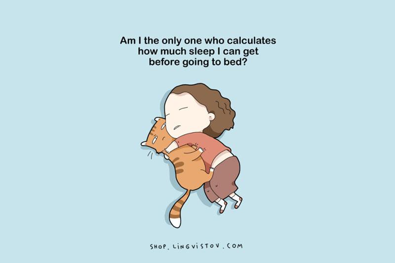 Lazy SleepyHead Peopl