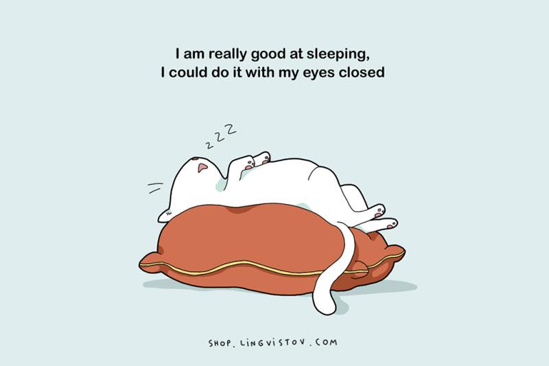 Sleepyheads slumbersome drowsy
