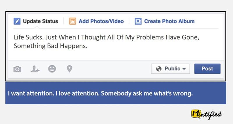 Facebook Statuses