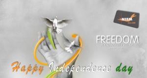 NIEM Students AHmedabad on independence