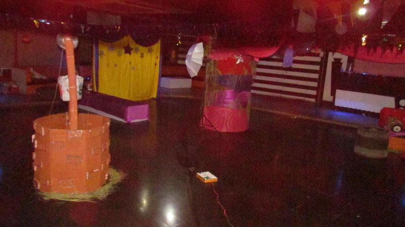 NIEM theme Party 2015 Entrance
