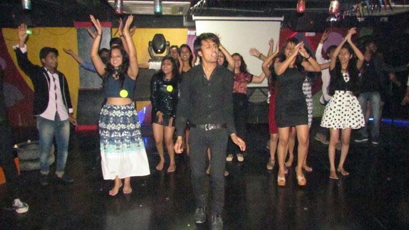NIEM theme Party 2015 performances for the guest