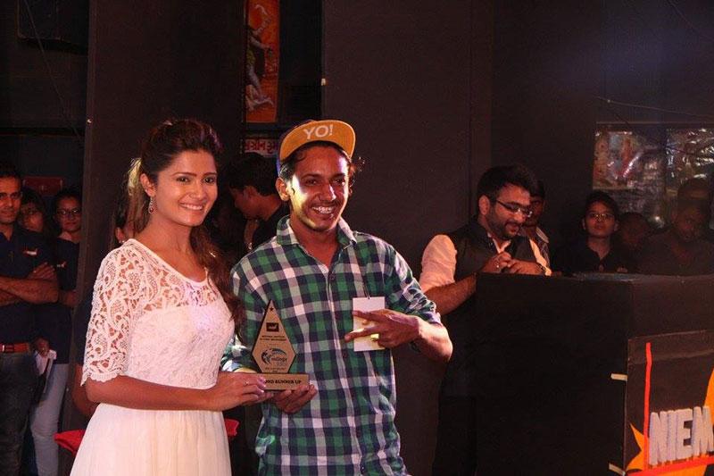 Bhakti kubavat Prize Distribution