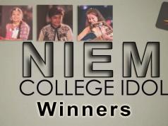 Winners Of NIEM College Idol 2015
