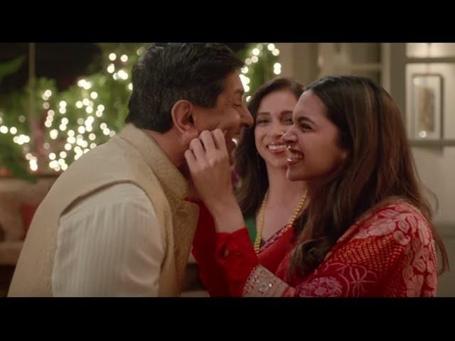 Tanishq Diwali Ad