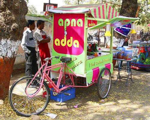 Ahmedabad Apna adda food wagon