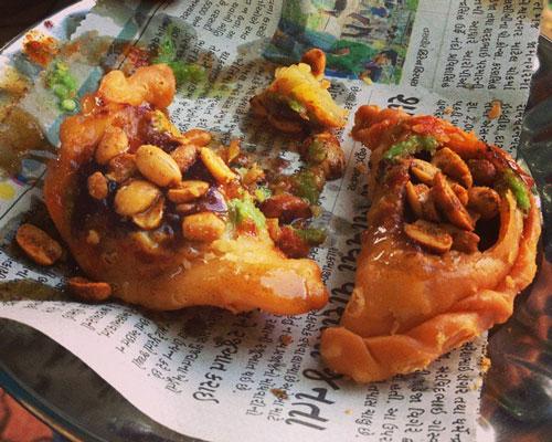 Jamnagari Ghughara In ahmedabad Food wagons