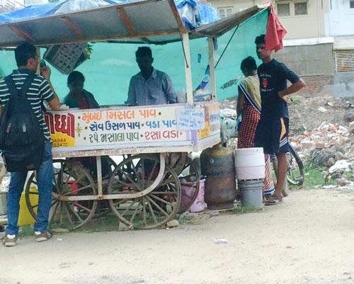 Ahmedabad Riddhi Siddhi Misal Paav Food Wagon