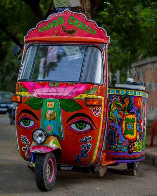 Ahmedabad South 2 mouth food wagon