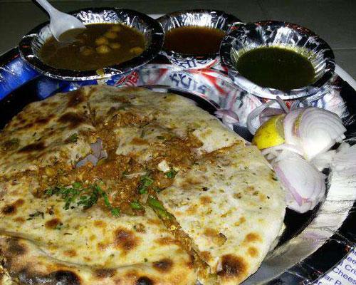 Ahmedabad Food Wagons Stuffs