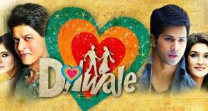 Shahrukh Khan Dilwale Trailer