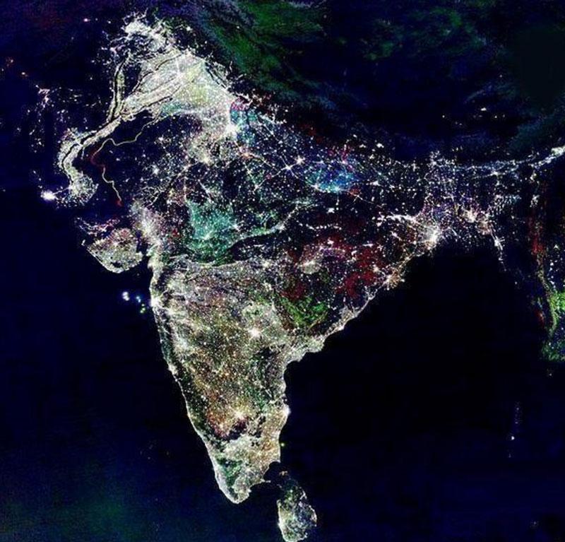 NASA diwali image
