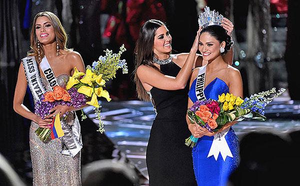 Miss universe 2015 Blunder