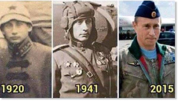 Vladimir Putin's mortality