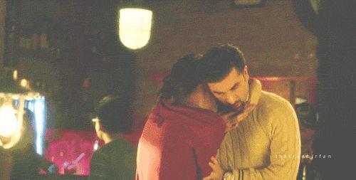 Deepika and Ranbir Kapoor