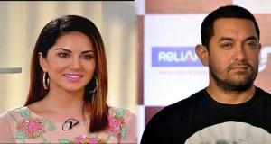Aamir Khan Sunny Leone Tweet