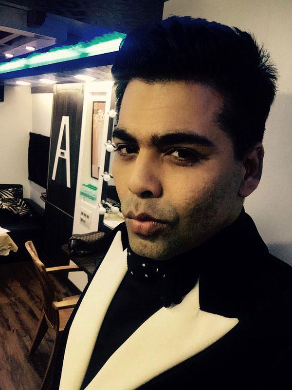 Filmfare Awards 2016 Karan Johar