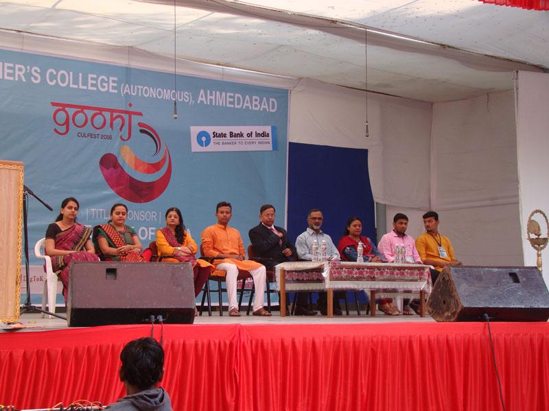 Goonj College Culfest