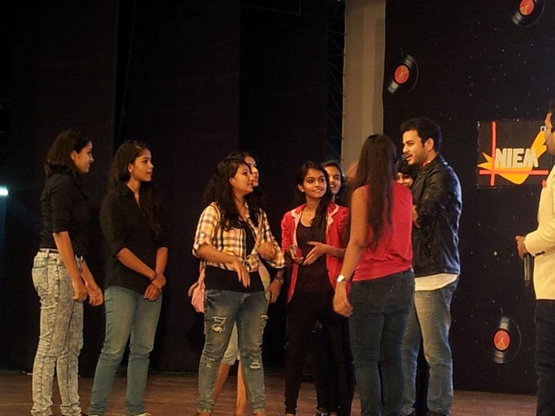 Jay Soni at AHmedabad NIEM