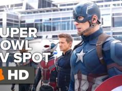 New Captain America Civil War trailer