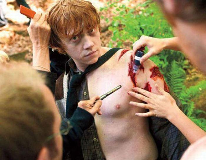 Rupert Grint Ronald Weasley