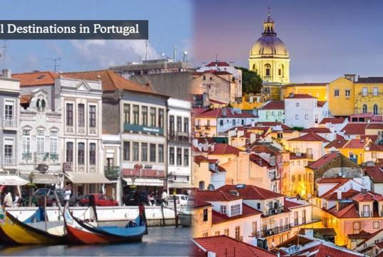 Travel Destinations in Portugal