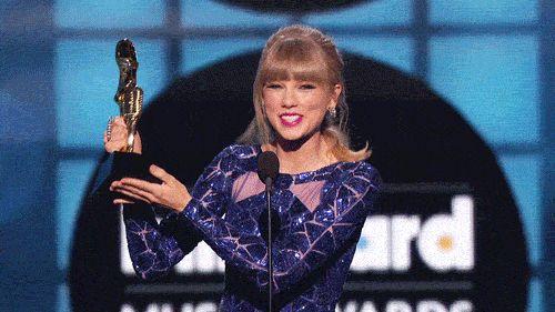 Taylor Swift Billboard Awards