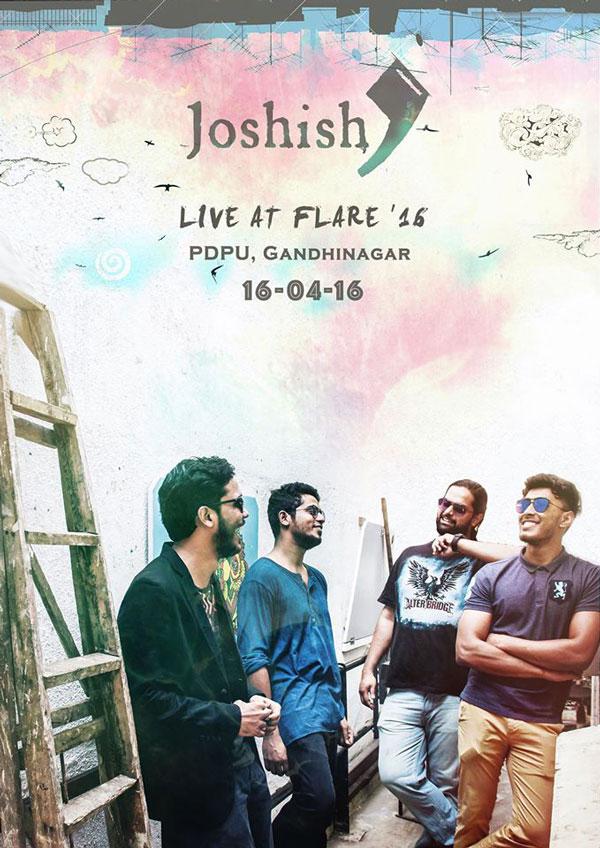 Joshish Rock band Mumbai