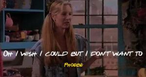 Phoebe Buffay Friends Series
