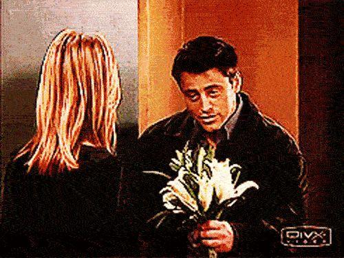 Rachael and joey Romance