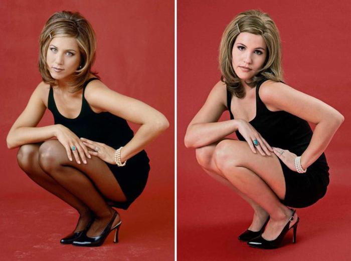 Best Rachel outfits from Friends 2