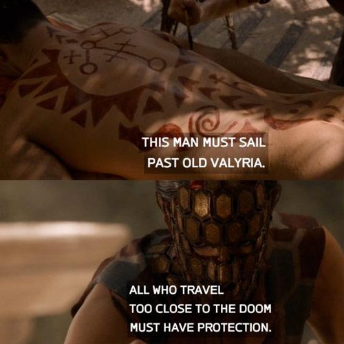 Who will save Ser Jorah 3