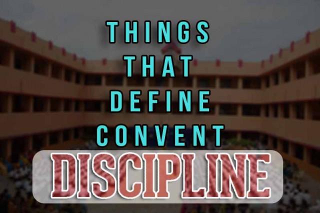 convent discipline