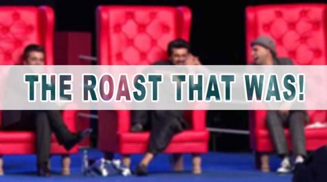 Aib roast controversy